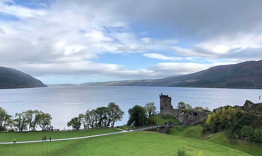 loch ness lake scotland tourism nature water